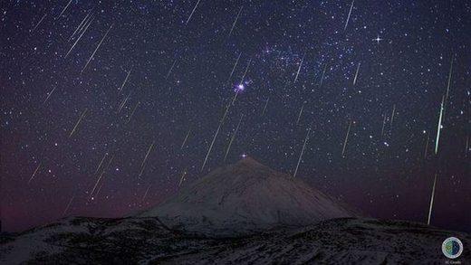Astrónomos advierten que lluvia de meteoritos podrían arrasar continentes