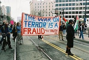 The war on terror is fraud
