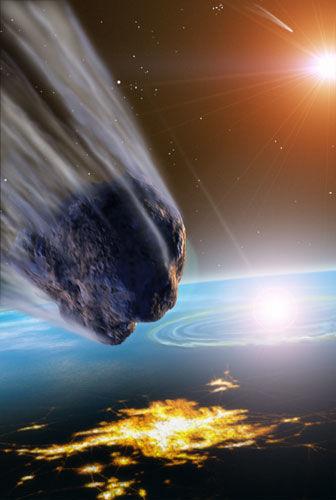 e080bdf3823 Meteoritos, asteroides y cometas: daños, desastres, heridas, muertes ...