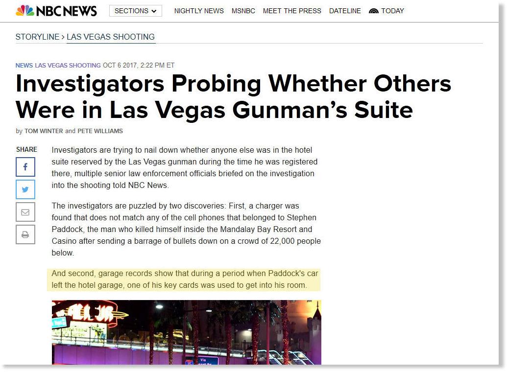 Hay serios problemas con la narrativa oficial sobre la masacre de ...