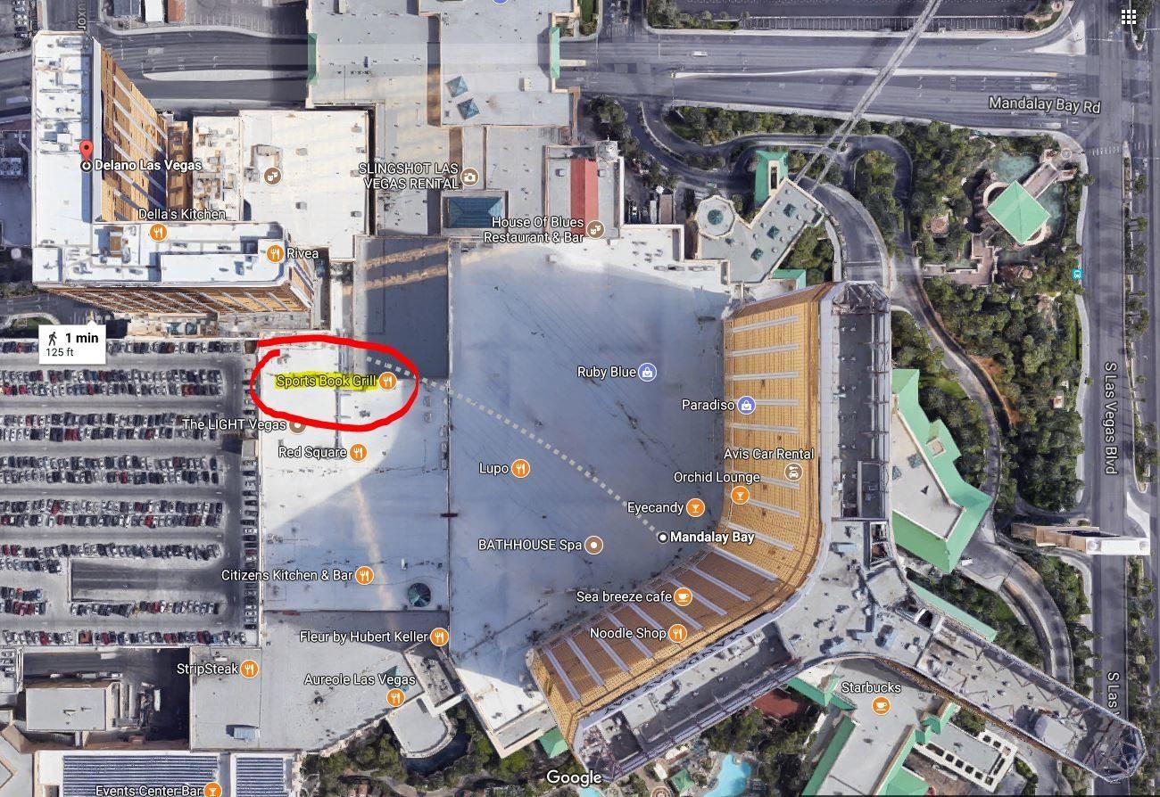 Ataque terrorista en Las Vegas: La evidencia clara de múltiples ...