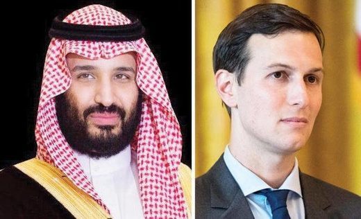 Mohamed bin Salman jared kushner