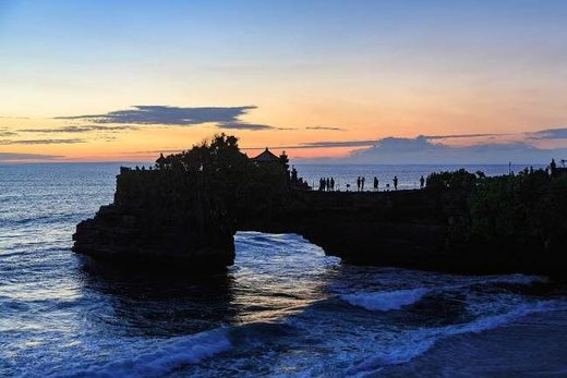 Batu Bolong Beach