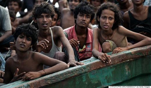 Rohingya Birmania Myanmar