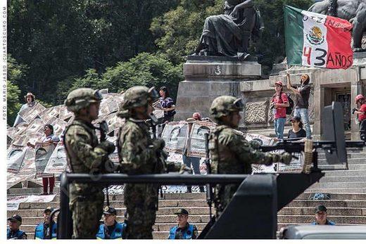 Fuerzas militares MX