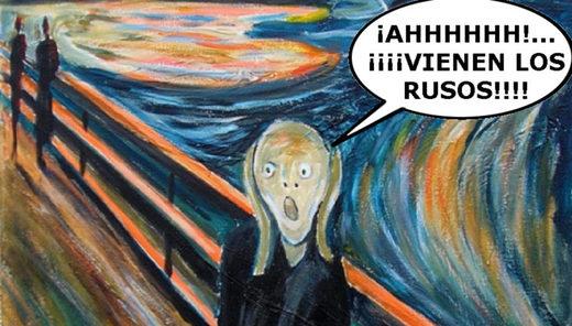 el grito russian