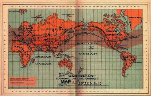 bering strait rail tunnel map