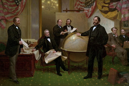 alaska treaty cessation russia