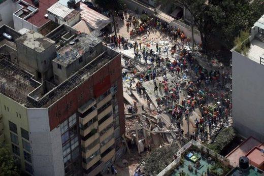 Las consecuencias de un terremoto de gran magnitud son devastadoras