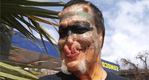 EvaTiamat Baphomet Medusa Richard Hernandez