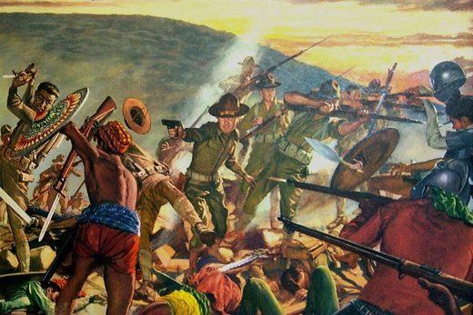 guerra filipino-estadounidense