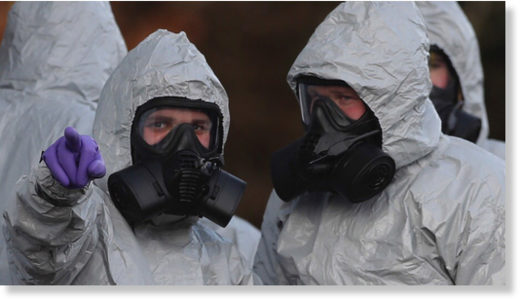 Chemical suits