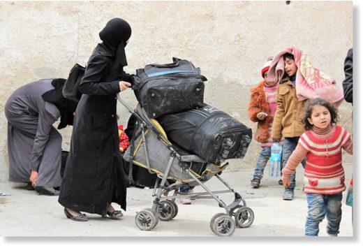 syrian family
