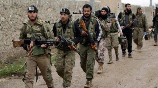terroristas sirios