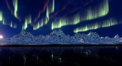 astronomía,campo magnético La Tierra