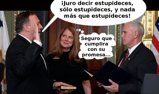 pompeo's promise