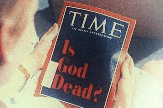 dios muerto revista time