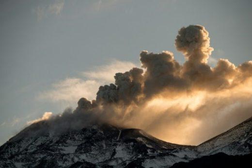 volcán chillán