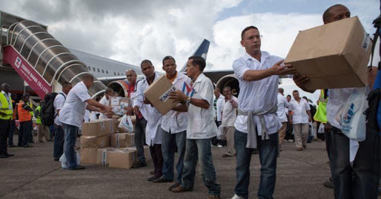 Resultado de imagen para cuba envia el primer cargamento de vacunas y medicinas a siria