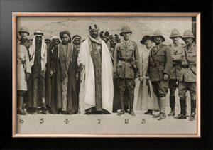 ibn saud percy cox saudi arabia