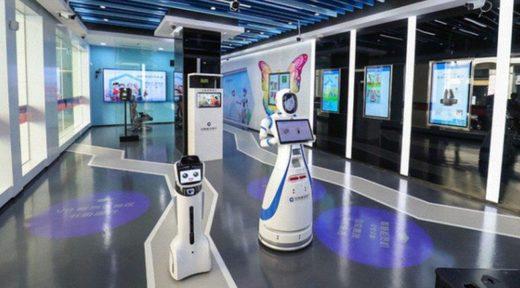 banco,robot,banco robot