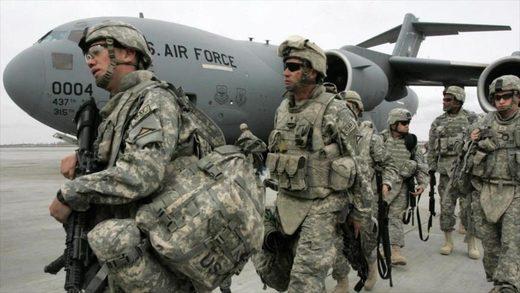 Soldados de las Fuerzas Armadas de Estados Unidos.