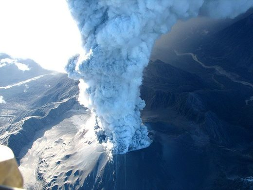 volcán chaiten