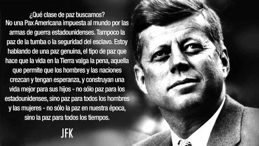 JFK paz