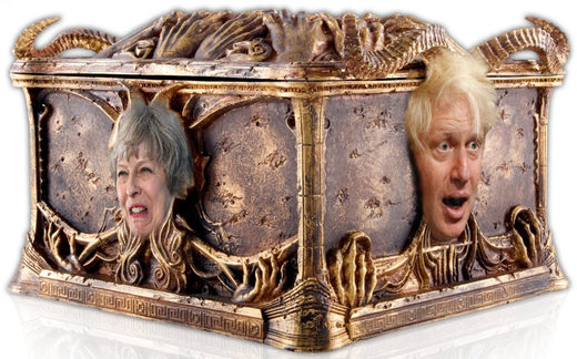 theresa boris pandora box