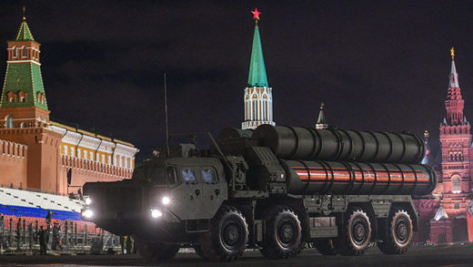 S-400 russia