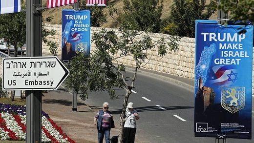 embajada EEUU en Jerusalén