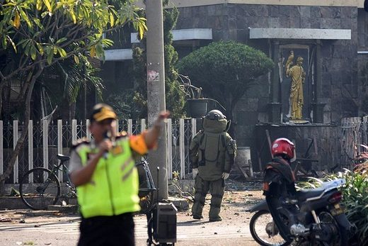 atentado indonesia mayo 2018