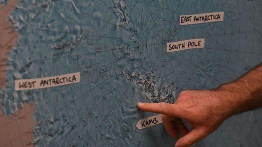 Las olas que se generan en el océano Antártico luego se desplazan por todo el planeta.