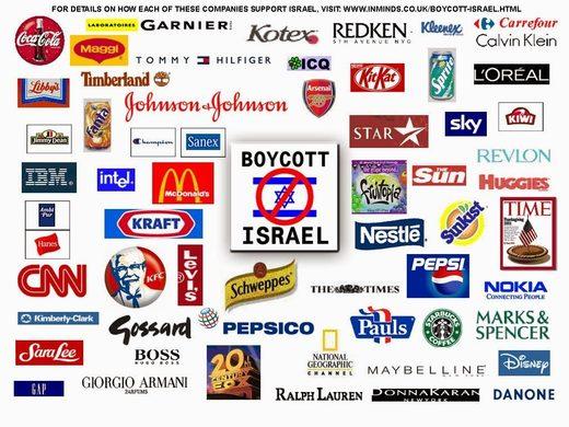boycotts israel