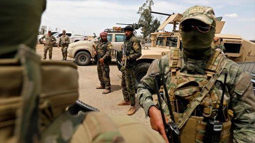 FDS con soldados estadounidenses
