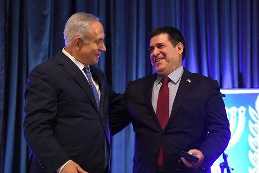 Paraguay Israel Jerusalén