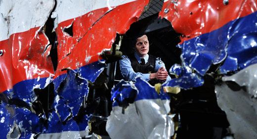 MH17 Kees van der Pijl