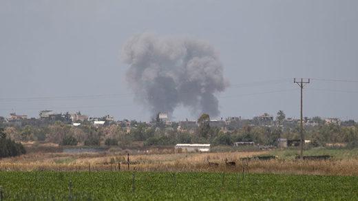 gaza israel attack