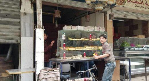 douma resident street vendor