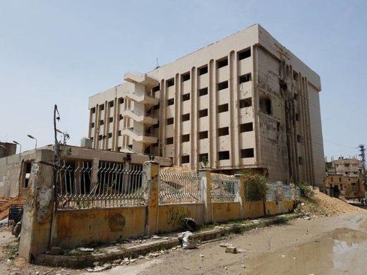 douma hospital syria