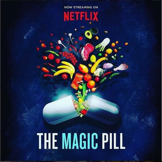 netlix documentary magic pill