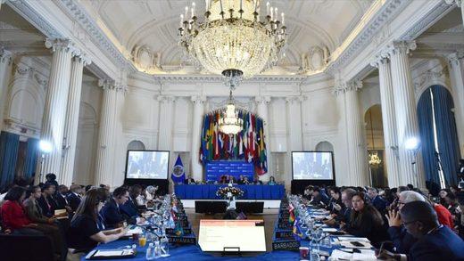 OEA Asamblea General
