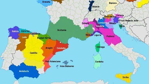 Movimientos regionales de autodeterminación en Europa