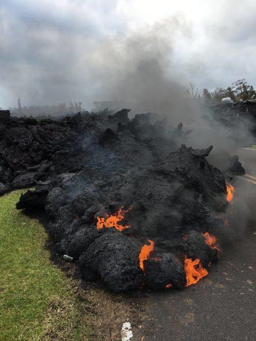 lava street hawaii