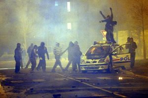 2005 riots in Paris suburbs