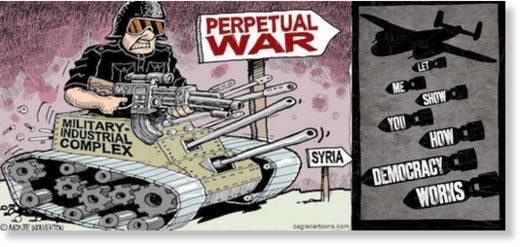MIC warmongers