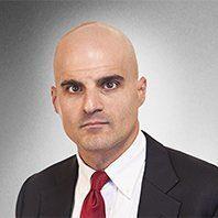 Mark Gerson, ex-director of the PNAC and head of United Hatzalah