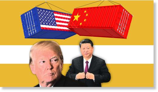 Trump China trade war