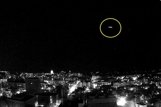 2nd fireball over Madison, WI