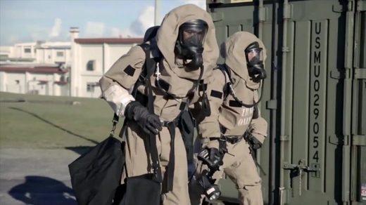 US bioweapons armas bioquímicas